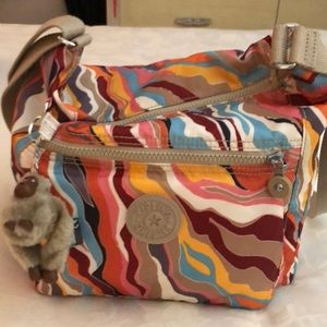 Kipling crossbody bag.  NWT